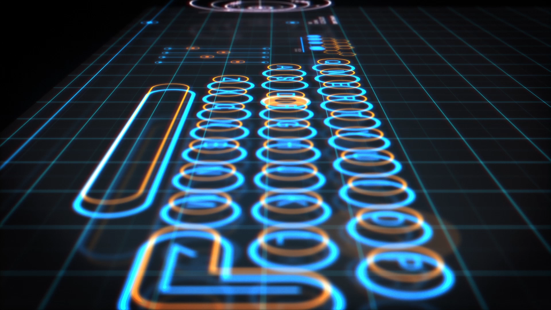 futuristic interface 2
